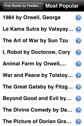 Stanza The Iphone Becomes A Great E Book Reader The Small Wave