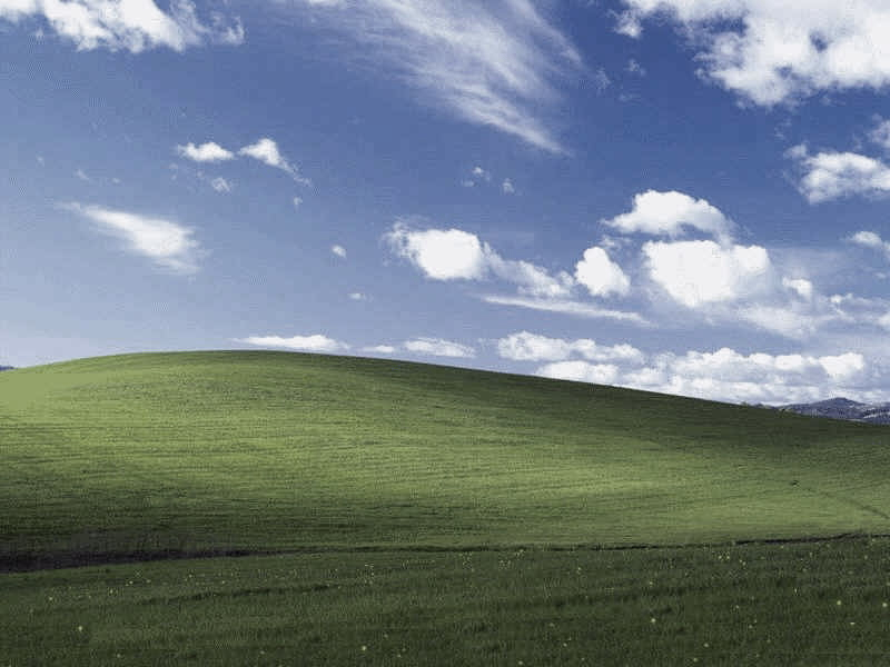 vista wallpapers for xp. Vista that will save him?