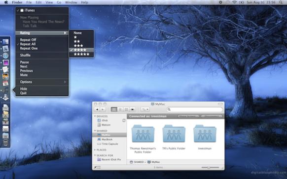 Finder Desktop Small