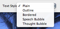 Annotations Inspector Bubbles
