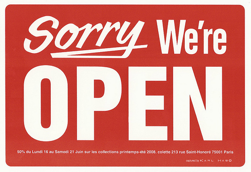Sorry-were-open-sign